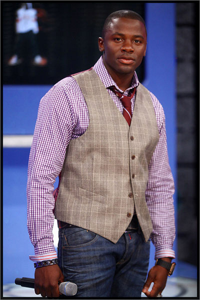 derek luke on 106th and park