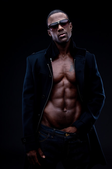 lance gross  brown boy sexy photo shoot