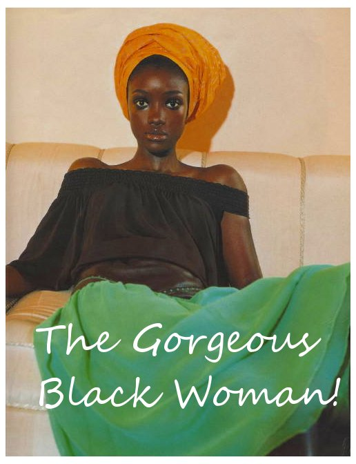 gorgeous-black-woman