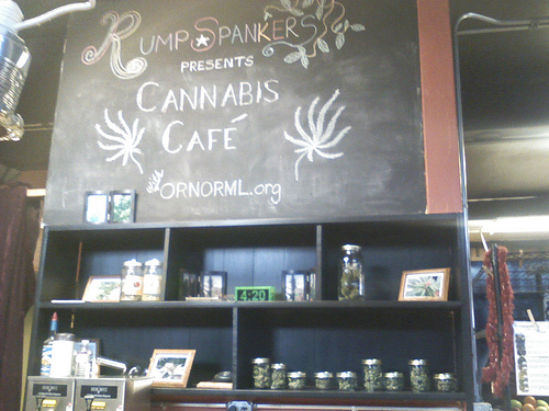 weed cafe